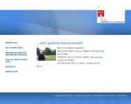 Website Christa Just Immobilien