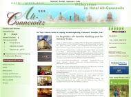Website Ihr Hotel Alt-Connewitz in Leipzig