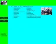 Bild Webseite A B C Wirtschaftsberatung Dresden