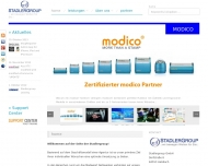 Website Werbung & Design Stadlergroup