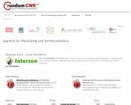 Bild rundum GWK - Agentur für Grafik, Werbung, Konzeption