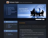 Bild Webseite Hellpape, Vogler & Partner Berlin