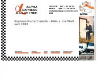Bild www.AlphaExpressKurier.com