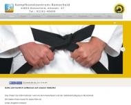 Bild Kampfkunstzentrum-Remscheid GmbH