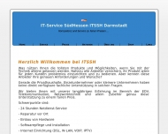 Website IT-Service SüdHessen ITSSH
