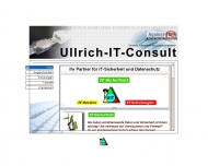 Website Ullrich-IT-Consult