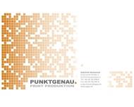 Bild Gabriele Weckesser - Punktgenau Print Produktion