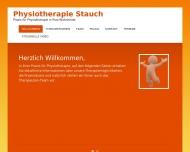 Bild Webseite Jürgen Stauch Köln