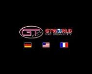 Bild Webseite GT World of Beauty Stuttgart