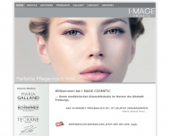 Website IMAGE COSMETIC