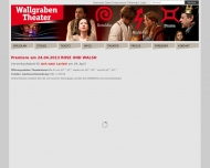 Website Kosmetiksalon am Wallgrabentheater Kosmetik