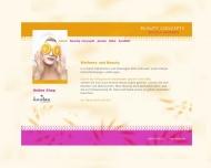 Bild Webseite Hanken Nicola Kosmetikerin München