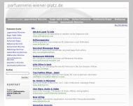 Bild Webseite Kosmetik Am Wiener Platz München