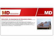 Dipl. Ing. Manfred Deeth - Elektroinstallation Sicherheitstechnik Photovoltaik Kleinwindanlagen