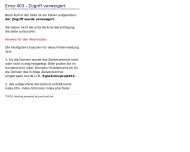 Website Elektro Adamzent u. Schmid