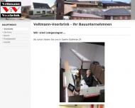 Bild Webseite Veltmann - Voorbrink Spelle