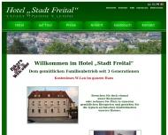Bild Hotel Stadt Freital Frank Meschke