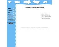 Bild Webseite  Ferdinandshof