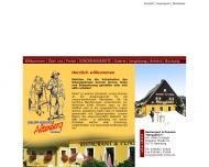 Bild Webseite  Altenberg