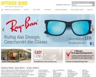 Bild Optiker Bode GmbH