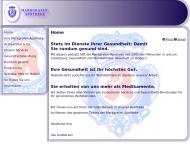 Website Markgrafen-Apotheke