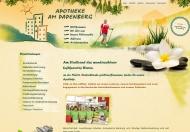 Bild Webseite Apotheke am Papenberg Waren (Müritz)