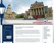 Cityhotel am Gendarmenmarkt Berlin Mitte Ihr pers?nliches Zuhause im Herzen Berlins