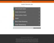 Bild Webseite  Glückstadt