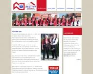 Bild Webseite  Malchow