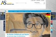 Bild Webseite  Bensheim