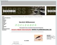 Bild Webseite PC-CLEANER Stuttgart