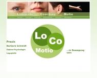 Bild Locomotio - Logopädische Praxis Barbara Schmidt - Psychologisches Coaching, Team- und Organisationsentwicklung
