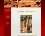 Website Paartherapie Sexualtherapie München