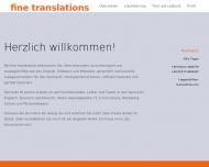Bild fine translations