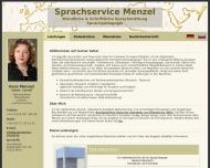 Bild Übersetzen/Dolmetschen, Deutschunterricht - Vera Menzel