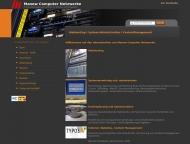 Website Manow Computer Netzwerke
