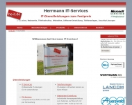 Website Herrmann IT-Services