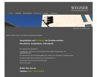 Website Rechtsanwaltskanzlei Wegner L. Manuel