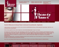 Website Beauty Planet
