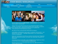 Website Blue Planet Musikkurse