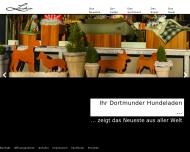 Bild Webseite Lucka - Feines für den Hund Dortmund