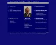 Website Anwaltsbüro Möllinger Schandl Hoffmann Vogel