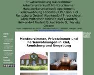 Bild Gästezimmer Monteur-Zimmer Kiel Gettorf Rendsburg