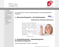Website Fotostudio fototeam dölzer