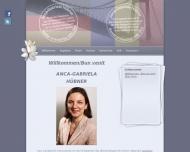 Bild Anca-Gabriela Hübner - Übersetzungen deutsch/englisch-rumänisch/moldauisch