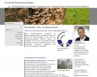 Bild Webseite Grünewald Sachverständiger Schäden an Gebäuden (TÜV) Düsseldorf