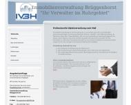 Bild Immobilienverwaltung Brüggenhorst