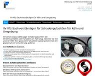 Website Ingenieurbüro Fehl