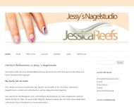 Website Jessys Nagelstudio