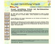 Bild Au-pair Vermittlung Schaub